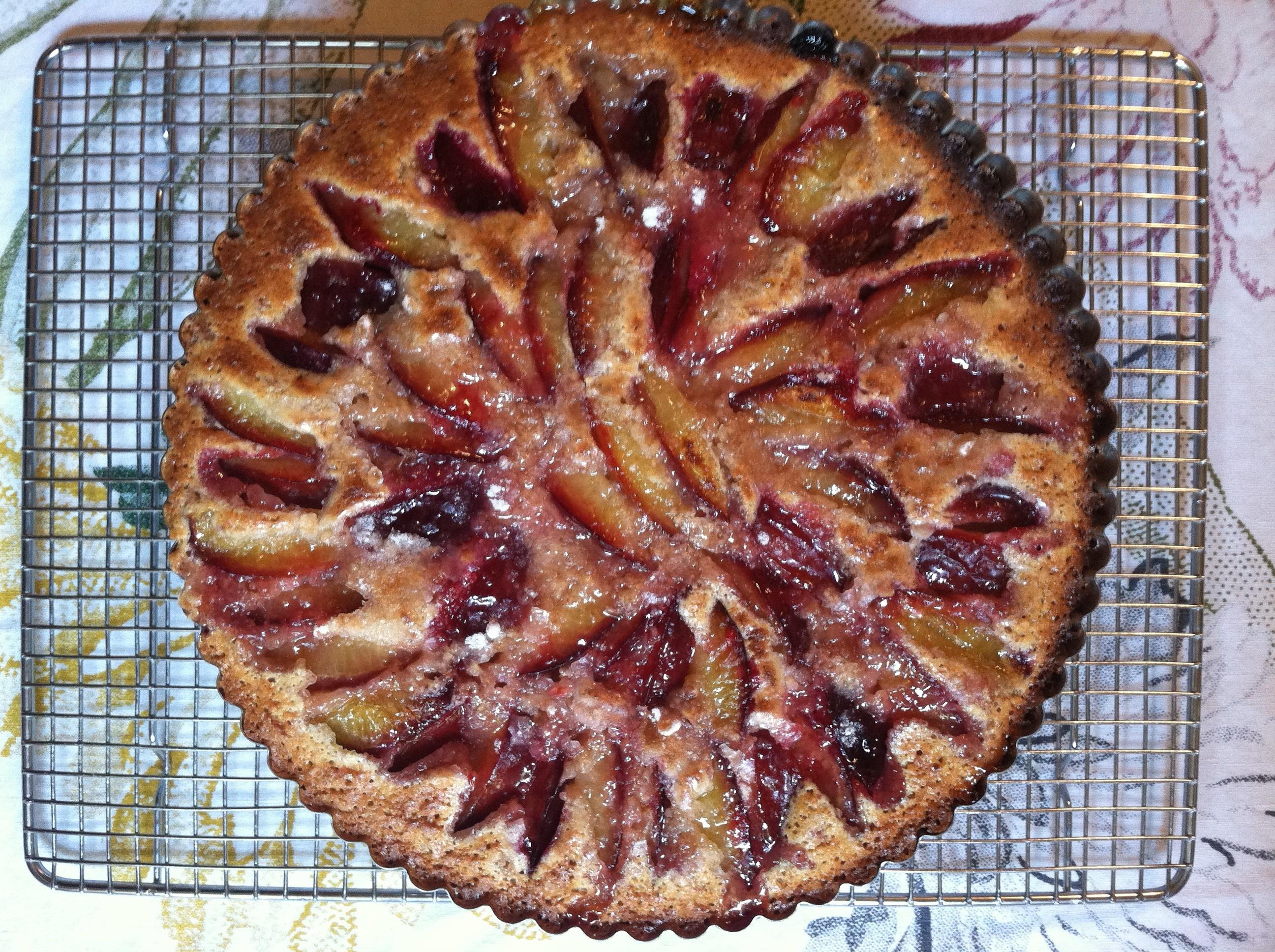 Italian Prune Cake Recipe