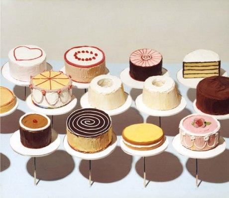 Cakes, 2004 Sharon Core