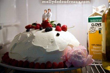 Frank & Joe's Wedding Cake