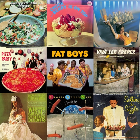 album food covers