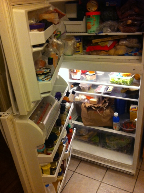 Sean's fridge