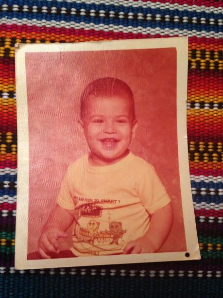 Raul grew up with the nickname 'Gordo'.
