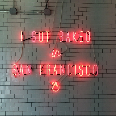 New neon at Mr. Holmes Bakehouse
